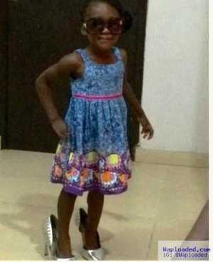 Mercy Johnson-Okojie shares adorable photo of